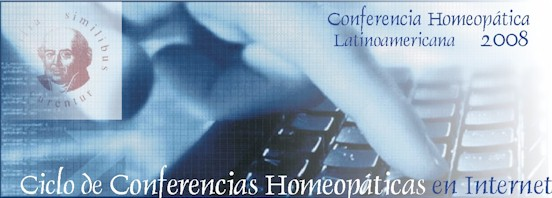 Conferencia Homeopatica 2008