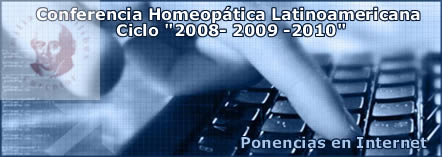 Conferencia de Homeopatia