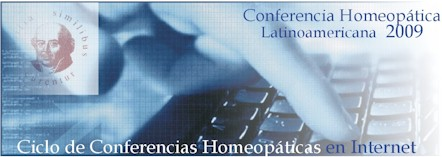 Conferencia Homeopatica